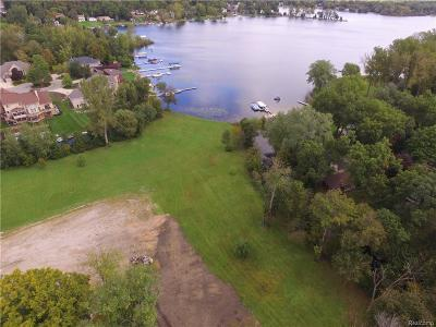 Commerce Twp Residential Lots & Land For Sale: 4100 Benstein Road
