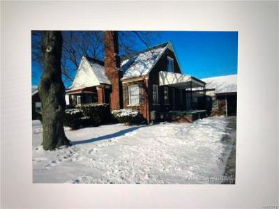 Eastpointe Single Family Home For Sale: 16209 Bell Avenue
