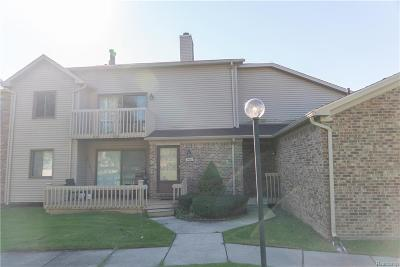 West Bloomfield, West Bloomfield Twp Condo/Townhouse For Sale: 7924 Woodingham