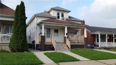 Lincoln Park Single Family Home For Sale: 1417 Arlington Avenue
