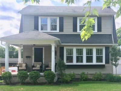 Grand Rapids Single Family Home For Sale: 2230 Argentina Drive SE