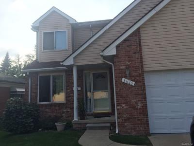 Dearborn Heights Single Family Home For Sale: 6625 Highview Street