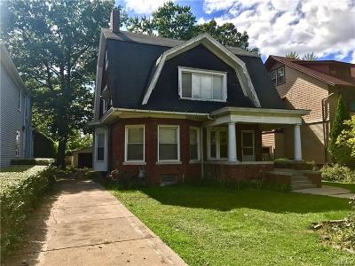Detroit Single Family Home For Sale: 2125 Seminole Street