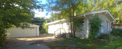 Warren Single Family Home For Sale: 3644 Morrissey Avenue