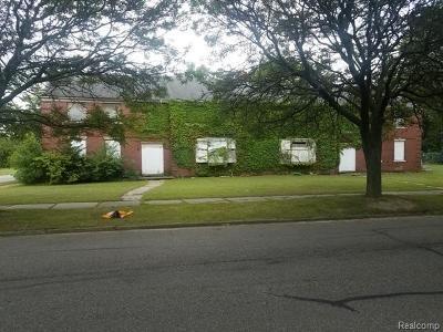 Detroit Multi Family Home For Sale: 2903 Richton Street