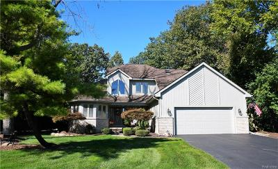 Grosse Ile, Gross Ile, Grosse Ile Twp Single Family Home For Sale: 21976 Ottawa Circle