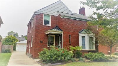 Wyandotte Single Family Home For Sale: 2235 23rd Street