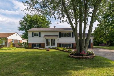 Commerce Twp Single Family Home For Sale: 1749 McCoy Street