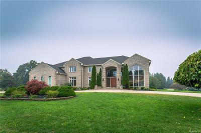 Bloomfield Twp Single Family Home For Sale: 4015 Golf Ridge Drive E