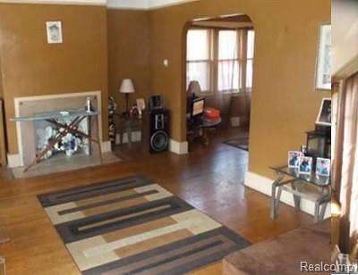 Multi Family Home For Sale: 3266 Webb Street
