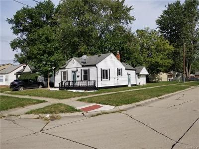 Madison Heights Single Family Home For Sale: 27604 Dartmouth Street