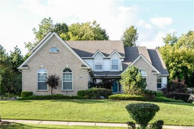 Commerce Twp Single Family Home For Sale: 5494 Buell Drive