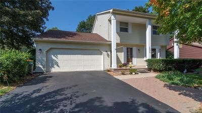 Wixom Single Family Home For Sale: 1598 Chanticlair Circle