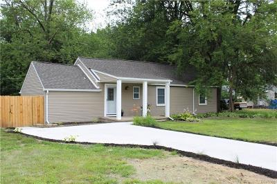 Livonia Rental For Rent: 8869 Inkster Road