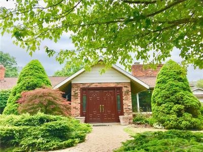 Salem Twp MI Single Family Home For Sale: $599,900