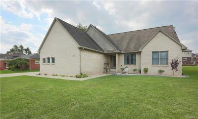 Sterling Heights MI Single Family Home For Sale: $314,900