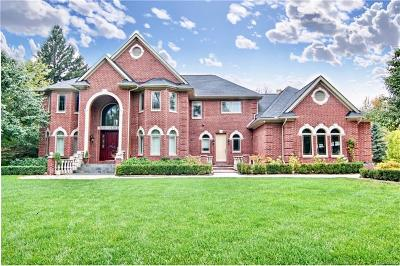 Bloomfield Twp Single Family Home For Sale: 6700 Colby Lane