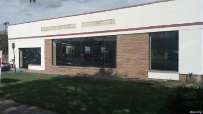 Livonia Commercial For Sale: 19276 Middlebelt Road