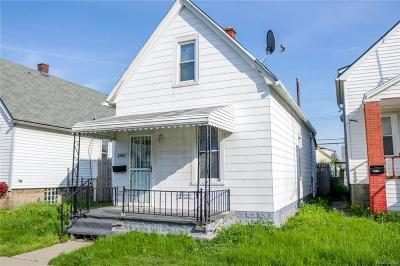 Hamtramck Single Family Home For Sale: 2382 Commor Street
