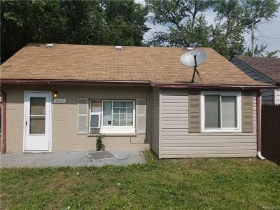 Warren Single Family Home For Sale: 8461 Sherman Avenue