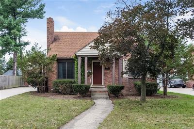 Ferndale Single Family Home For Sale: 1921 Pinecrest Drive