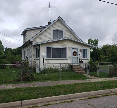 Pontiac Single Family Home For Sale: 319 Raeburn Street