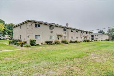 BLOOMFIELD Condo/Townhouse For Sale: 4113 Telegraph Road