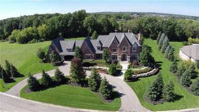Oakland Twp MI Single Family Home For Sale: $2,695,000