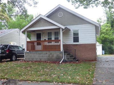 Ferndale Single Family Home For Sale: 1687 Channing Street