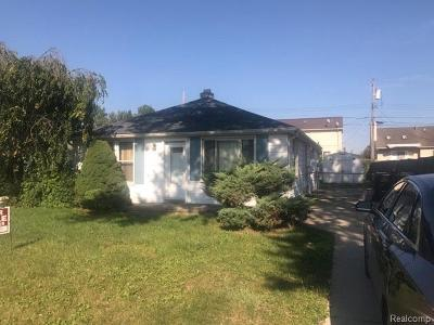 Trenton Single Family Home For Sale: 5313 Lathrop Street