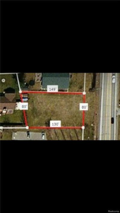Clinton Twp Residential Lots & Land For Sale: Moravian