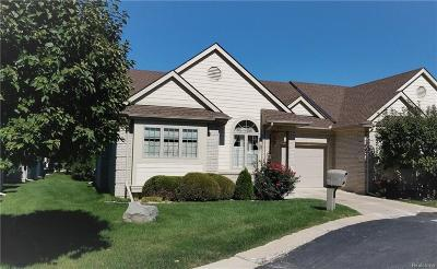Dearborn Heights Condo/Townhouse For Sale: 40 Hickory Court