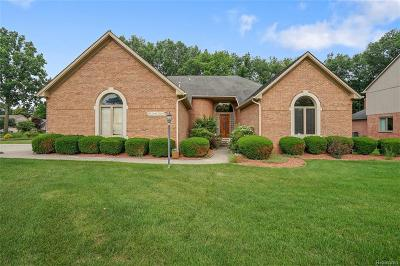 Commerce Single Family Home For Sale: 3785 Ranya Drive