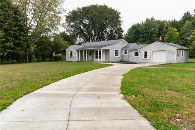 Clinton Twp Single Family Home For Sale: 42554 Heydenreich Road E