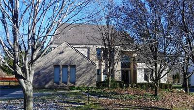 West Bloomfield Twp Single Family Home For Sale: 6719 Queen Anne Drive