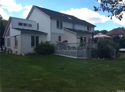 Grosse Ile, Gross Ile, Grosse Ile Twp Single Family Home For Sale: 8616 Paulina Avenue