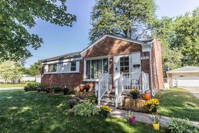 Livonia MI Single Family Home For Sale: $165,000