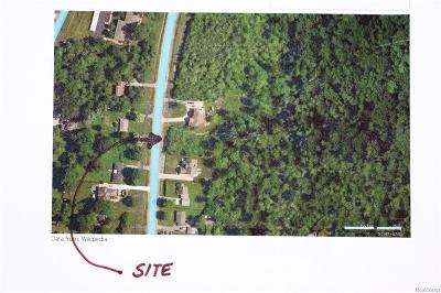 Grosse Ile Twp Residential Lots & Land For Sale: Vacant Meridian Road