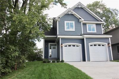 Waterford Twp Single Family Home For Sale: 101 Panama Drive
