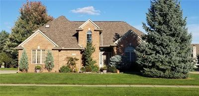 STERLING HEIGHTS Single Family Home For Sale: 43278 Emily Drive