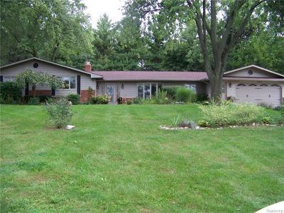 Washington Twp Single Family Home For Sale: 11447 Kilarney Drive