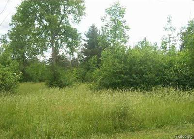 Farmington Hills Residential Lots & Land For Sale: Yonge Street