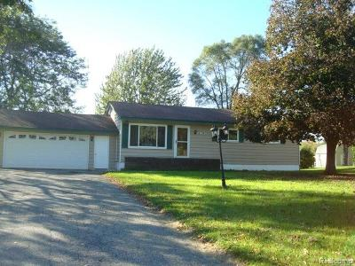 Waterford, Waterford Twp Single Family Home For Sale: 409 Hillcliff