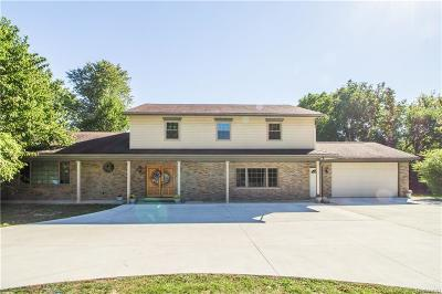 Dearborn Heights Single Family Home For Sale: 116 N Evangeline Street