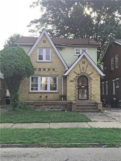 Macomb County, Oakland County, Wayne County Single Family Home For Sale: 15788 Cheyenne Street