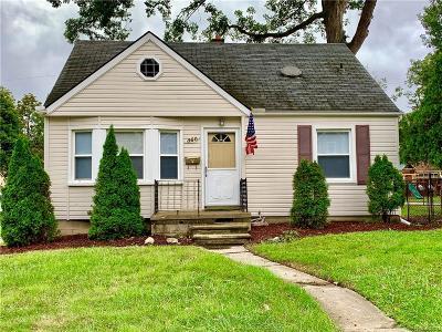 Clawson Single Family Home For Sale: 360 Lincoln Avenue