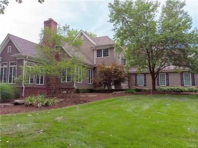 Oakland Twp Single Family Home For Sale: 53 W Buell Road