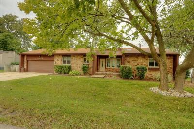 Van Buren Twp Single Family Home For Sale: 42870 E Huron River Drive