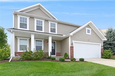 Van Buren, Van Buren Twp Single Family Home For Sale: 13288 N Cumberland Drive