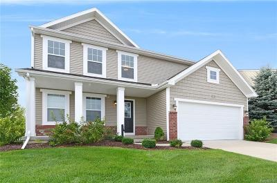 Van Buren Twp Single Family Home For Sale: 13288 N Cumberland Drive